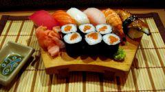 Как организовать доставку суши
