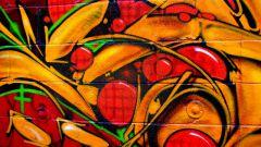 Рисунок граффити: как научиться