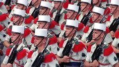 Как попасть в французский иностранный легион