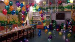 Как оформить детский праздник