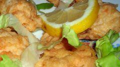 Как приготовить рыбу треску