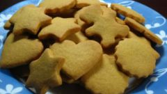How to bake shortbread cookies