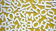 Как писать цифры буквами или словами