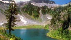 Как определить глубину воды в озере
