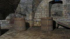 Как оформить подвал