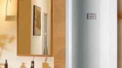 Как установить электрический подогреватель