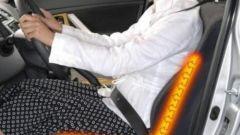 Как подключить обогрев сидений