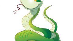 Как нарисовать змею карандашом