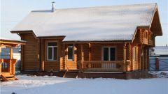 Как отделать деревянный дом