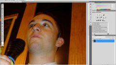 Как вырезать лицо из фото