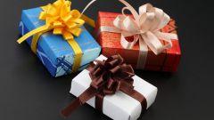 Как оборачивать подарки