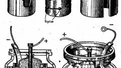 Как сделать гальванический элемент