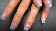 Как накрасить ногти на Новый год