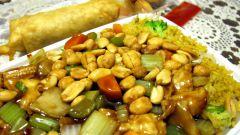 Как готовить салаты китайской кухни