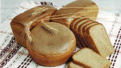Как освежить хлеб