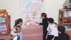Как оформить кабинет истории