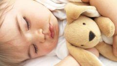 Как научить ребенка засыпать без груди