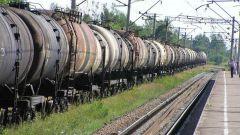 Как отправить груз поездом