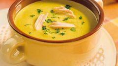 Как приготовить суп-пюре из картофеля