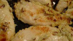 Как приготовить филе курицы в духовке