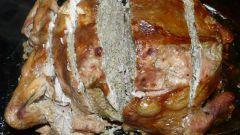 Как отделить кости от курицы