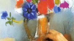 Как научиться рисовать пастелью