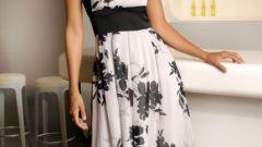 Как научиться шить платье