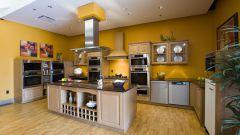 Как сделать стены в кухне