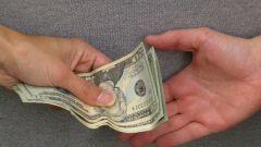 Как избавиться от того, кто просит деньги