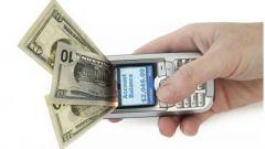Как перевести деньги с мобильного в банк
