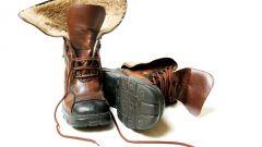 Как избавиться от соли на ботинках