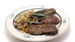Как приготовить жареное мясо
