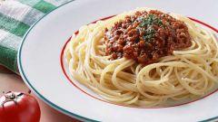 Как приготовить спагетти