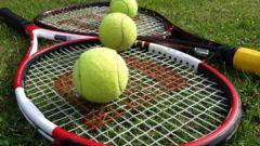Как играть большой в теннис