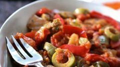 Как готовить салат с креветками