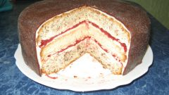 Как готовить торт