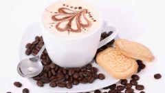 Как делать рисунки на кофе