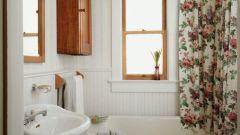 Как делать ванную комнату