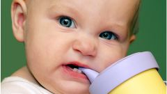 How to determine the baby cut a tooth