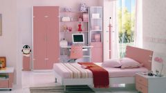 Как обустроить комнату девушке