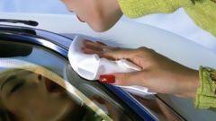 Как удалить царапины с кузова автомобиля
