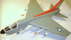 Как сделать макет самолёта
