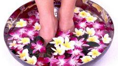 Как лечить запах ног