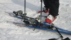 Как регулировать горнолыжные крепления