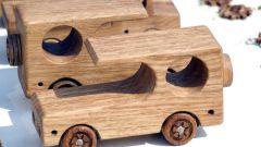 Как сделать деревянные игрушки