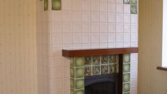 How to brick oven tiles