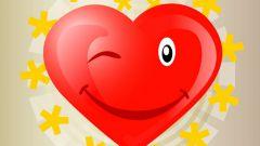 Как сделать объемное сердечко