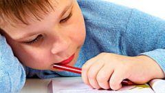 Как научить левшу писать