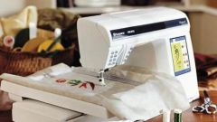 How to set a sewing machine