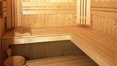 Как положить полы в бане